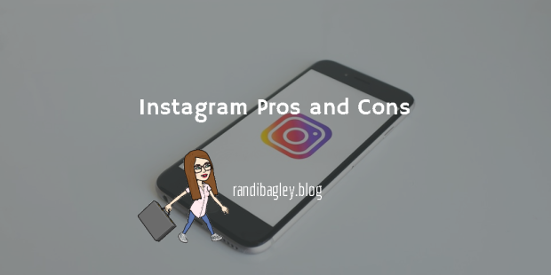 instgram pros and cons